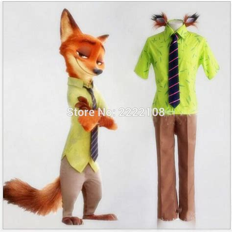 15 cheap easy costumes 2016 2016 new cheap zootopia nick wilde
