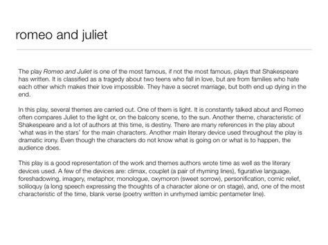themes in romeo and juliet relevant today the renaissance period