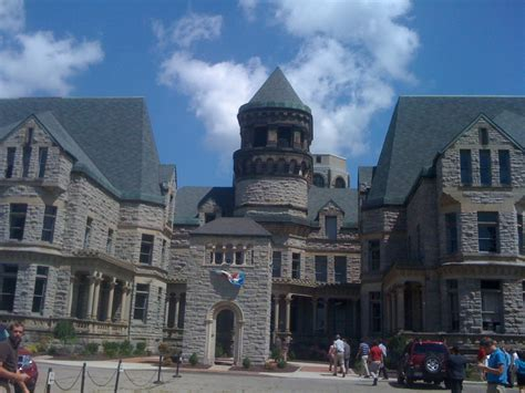 Mansfield Prison Haunted House by Ohventures Mansfield Reformatory