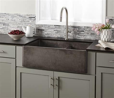 slate kitchen sink slate farmhouse kitchen sinks quicua