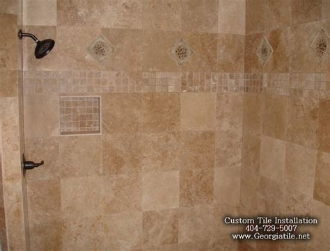 bathroom tile showers