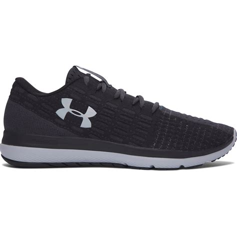 ua shoes armour s ua threadborne slingflex shoes in black