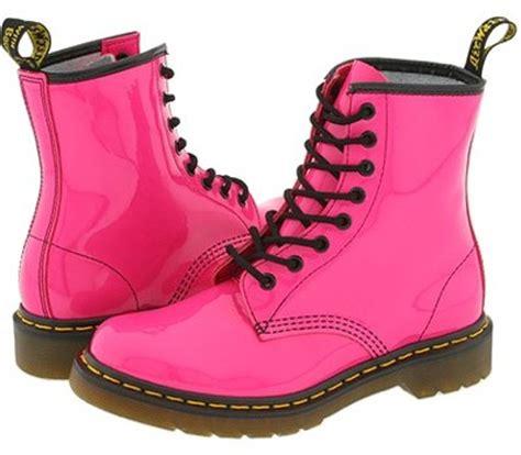 light pink doc martens dr martens kicks the shoes off squatter in docmarten