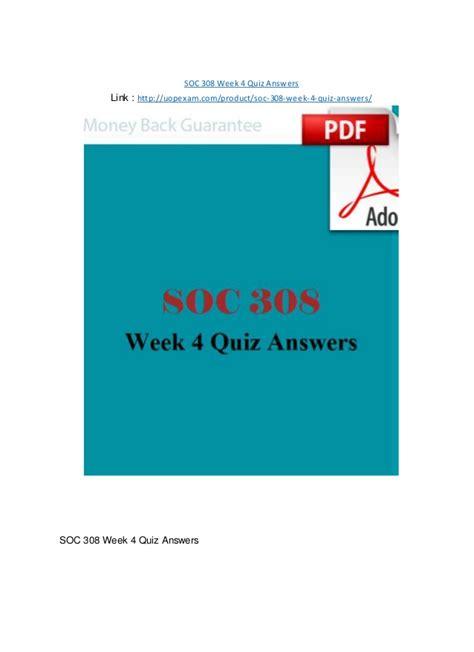 Sci 256 Week 4 Outline by 308 Week 4