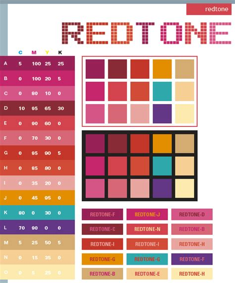 color tone tone color schemes color combinations color palettes for print cmyk and web rgb html