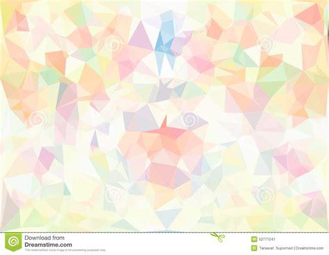 wallpaper abstrak pastel abstract pastel color low poly bokeh wallpaper stock image