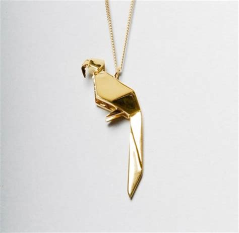 Origami Jewellry - origami jewelry