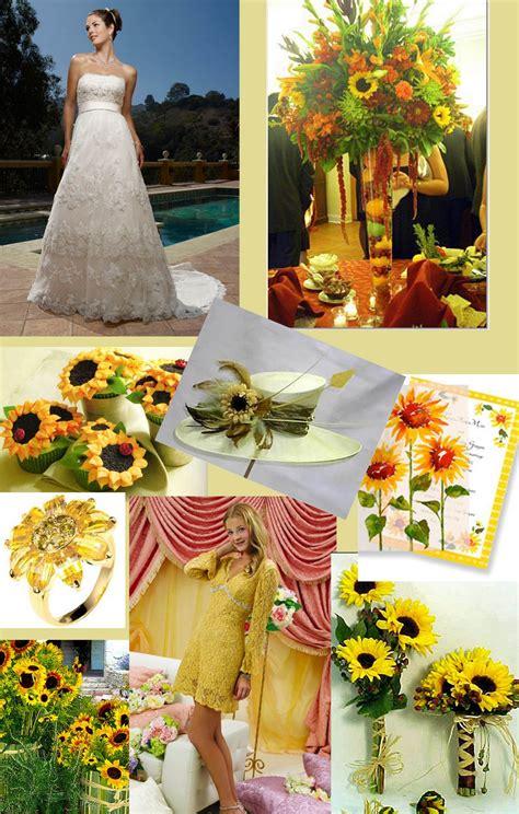 Sunflower Themed Wedding   Flowers Photo (25784366)   Fanpop