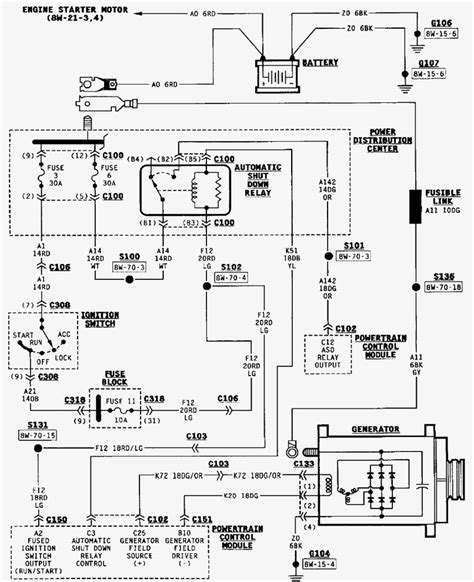 hardtop for jeep wrangler tj wiring diagram wiring