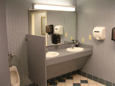 corporate bathrooms office fit ups and renovations cornerstone construction