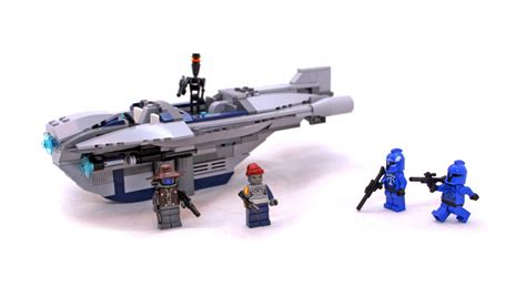 Lego 8128 Wars Cad Banes Speeder cad bane s speeder lego set 8128 1 building sets gt wars gt the clone wars