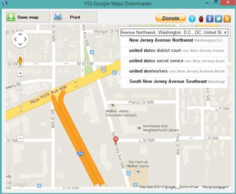 google maps downloader full version free download 4 free software to download google maps for offline use