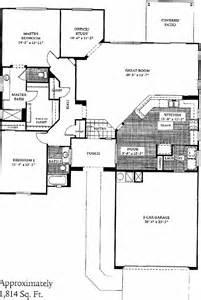 Sun City Az Floor Plans by Sun City Grand Desert Rose Floor Plan Del Webb Sun City
