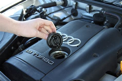Oil For Audi A4 by Audi A4 B6 1 8t Oil Change Europa Parts Blog