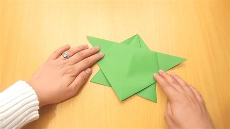 How To Make A Origami Turtle - how to make an origami turtle 12 easy steps wikihow