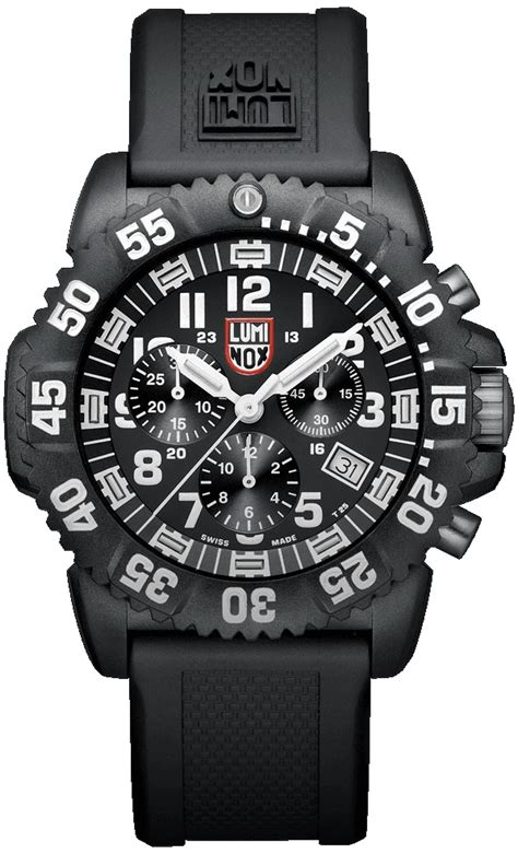 Luminox Series 3080 Navy Seals luminox navy seal steel colormark chrono 3080 series