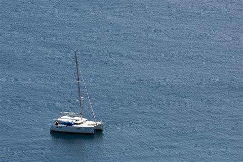 catamaran sailing license luxury sailing catamaran 6004 stockarch free stock photos