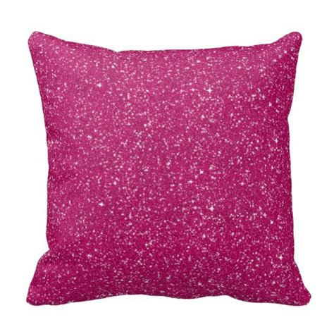 black pattern pillows glitter pink and black pattern rhinestones pillows zazzle