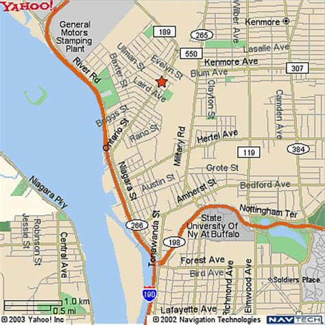 brewery map travel to the brewery