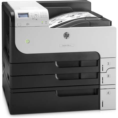 Printer Laserjet A3 Mono hp laserjet enterprise 700 m712xh a3 mono laser printer
