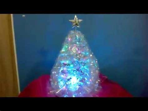 arbol de navidad de vasos de plástico reciclaje 193 rbol navide 241 o hecho con botella de pl 225 stico