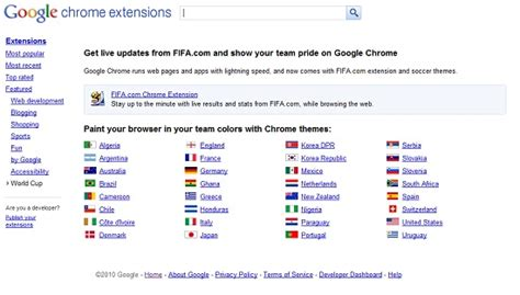 themes for google chrome browser fifa world cup themes for google chrome browser