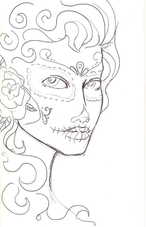 day of the dead art coloring pages 653 best images about wood burning on pinterest coloring