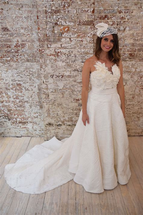 Be Discovered In Glams Design A Dress Contest the 2017 toilet paper wedding dress contest