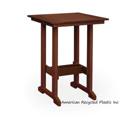 bar and bench website classic collection square bar tables american recycled