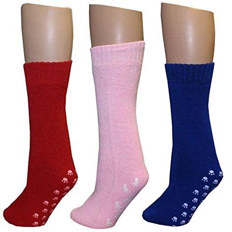 best slipper socks 3 pairs of s slipper socks royal and light