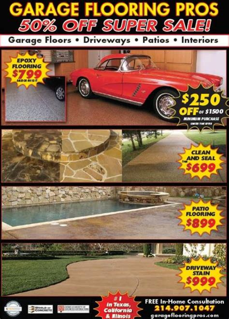Garage Pros by Ripoff Report Garage Flooring Pros Complaint Review The