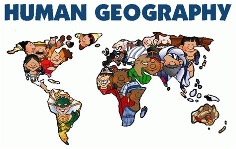 pattern definition human geography human geography