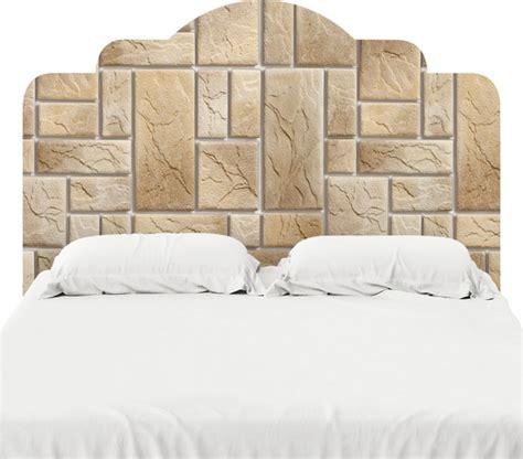stone headboard stone pattern ii headboard decal headboards by