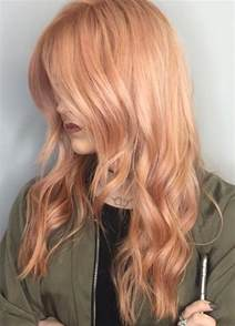 hair colours fir 65 65 rose gold hair color ideas for 2017 rose gold hair
