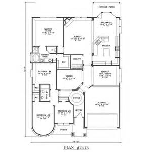 Bedroom house plans single story small three bedroom ideas kerala