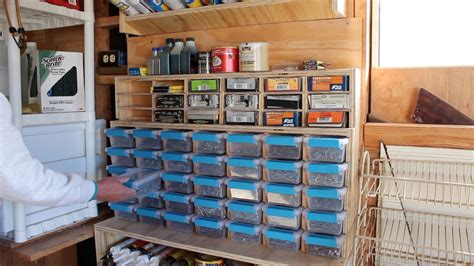 Garage Store How To Build A Multipurpose Garage Storage Station