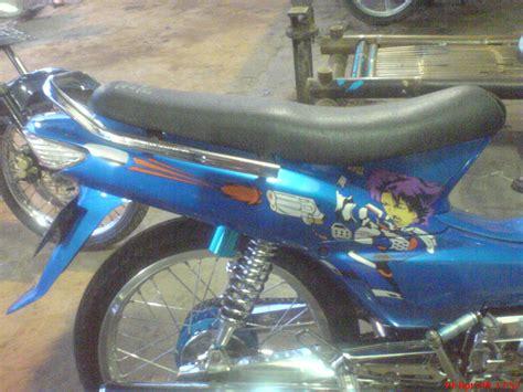 Decal Stiker Striping Motor Rx King Custom Desain koleksi modifikasi motor mio cutting stiker terbaru