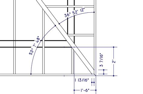 Irregular Hip Roof irregular roof geometry challenge page 2 framing contractor talk