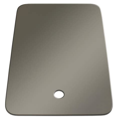 Small Sink Cover Stainless Steel Color Lippert