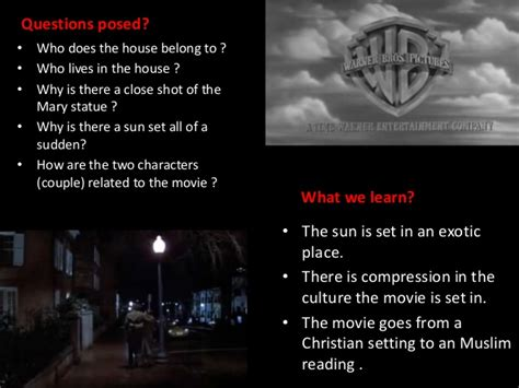 exorcist film analysis the exorcist opening sequence analysis