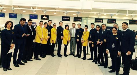 In Jet Airways As A Cabin Crew by Jet Airways On Quot Picture Our Crew