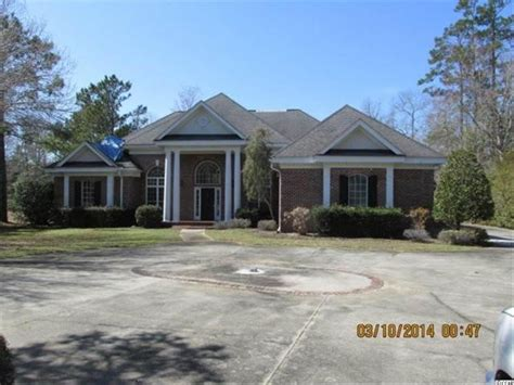 4410 indigo ln murrells inlet sc 29576 foreclosed home