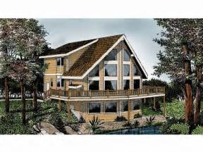 A Frame House Plans Plan 026h 0042 Find Unique House Plans Home Plans And