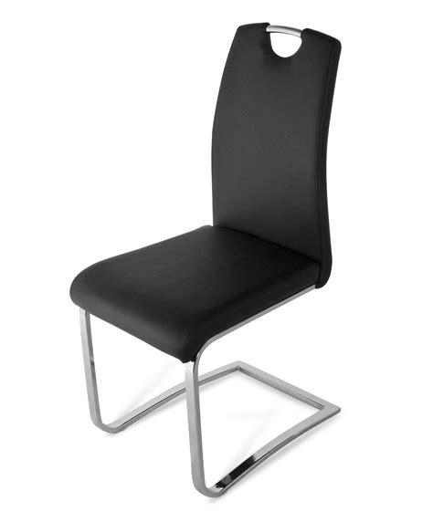 designer stühle schwarz freischwinger stuhl design bestseller shop f 252 r m 246 bel und