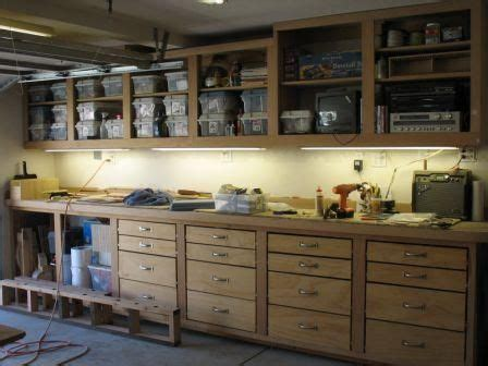 garage shelving ideas  drawer cabinet garage