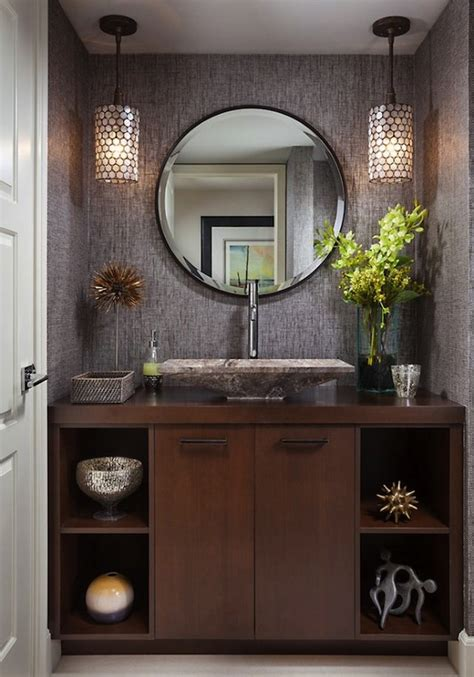 powder room accessories 8 vanity looks for the powder room artisan crafted iron