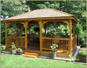 Backyard Gazebo Ideas Backyard Gazebo Ideas Home Design Ideas