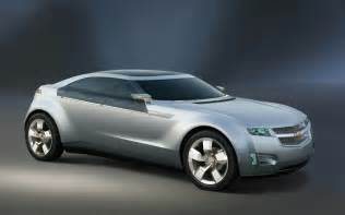 Chevrolet Vol Wallpapers Chevrolet Volt Concept Car Photos