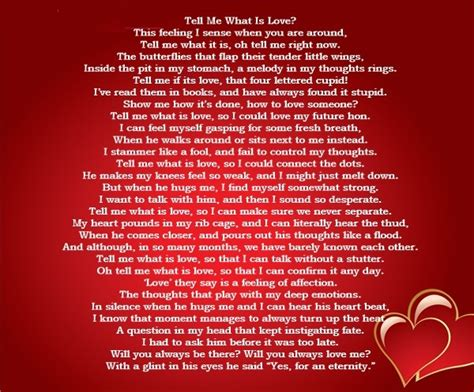 romantic love poems   picshunger page
