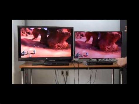 Samsung Vs Lg Tv by Samsung Vs Lg 3d Led Tv Review